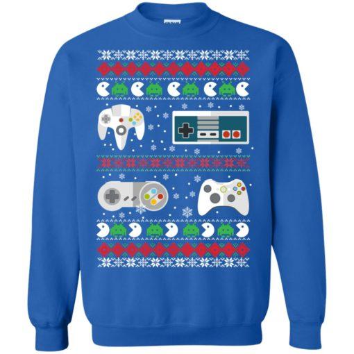 Gamer Christmas Sweater shirt - image 2564 510x510