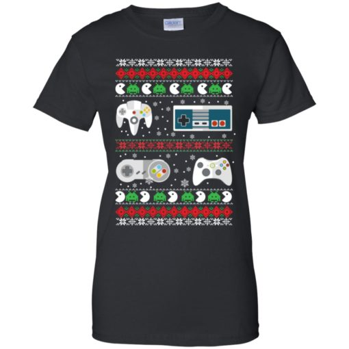 Gamer Christmas Sweater shirt - image 2565 510x510
