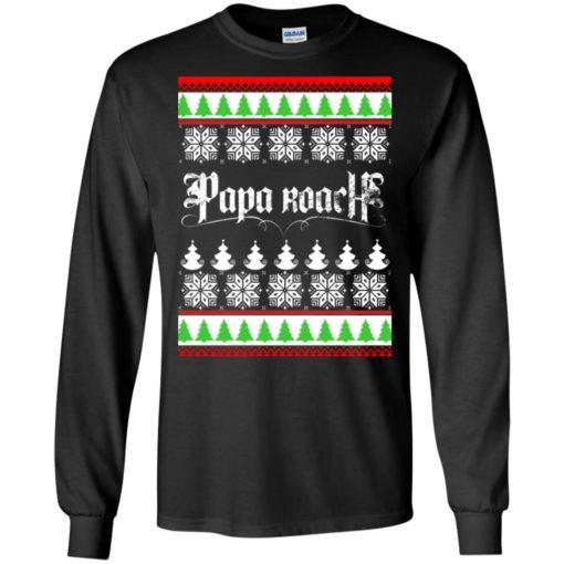 Papa Roach Christmas sweatshirt shirt - image 3127 510x510