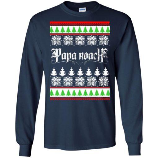 Papa Roach Christmas sweatshirt shirt - image 3128 510x510