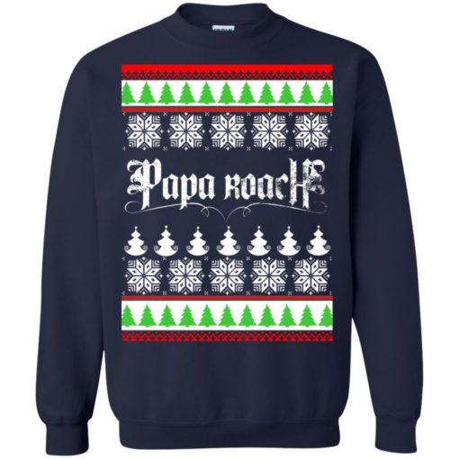 Papa Roach Christmas sweatshirt shirt - image 3131 510x510