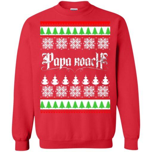 Papa Roach Christmas sweatshirt shirt - image 3132 510x510