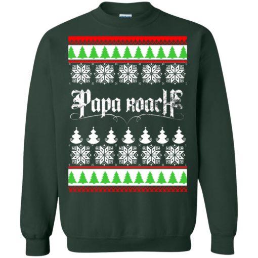 Papa Roach Christmas sweatshirt shirt - image 3133 510x510