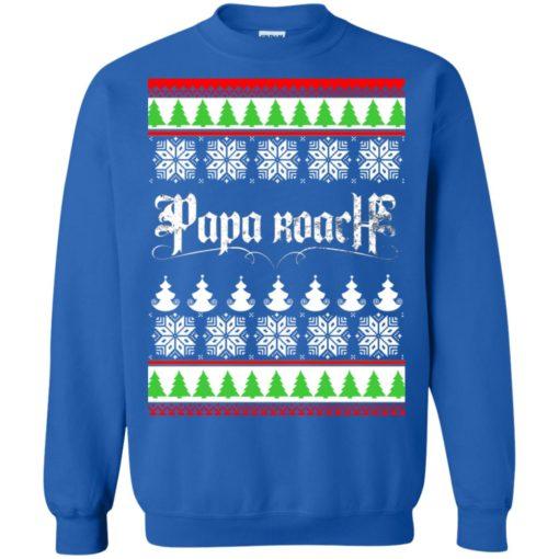 Papa Roach Christmas sweatshirt shirt - image 3134 510x510