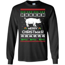 Pig Merry Pigmas Christmas sweater shirt - image 367 247x247