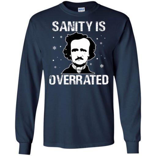 Sanity Is Overrated sweatshirt shirt - image 3798 510x510