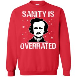 Sanity Is Overrated sweatshirt shirt - image 3802 247x247