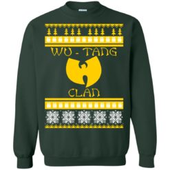 Wu Tang Clan Christmas sweater shirt - image 3963 247x247