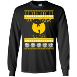 Wu Tang Clan Christmas sweater shirt - image 4027 247x247