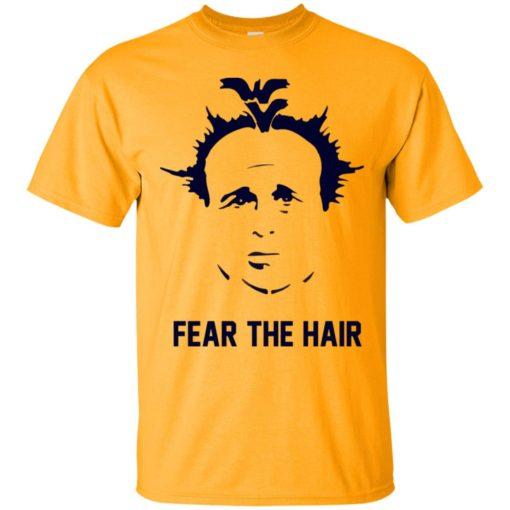 Dana Holgorsen Fear The Hair shirt - image 4147 510x510