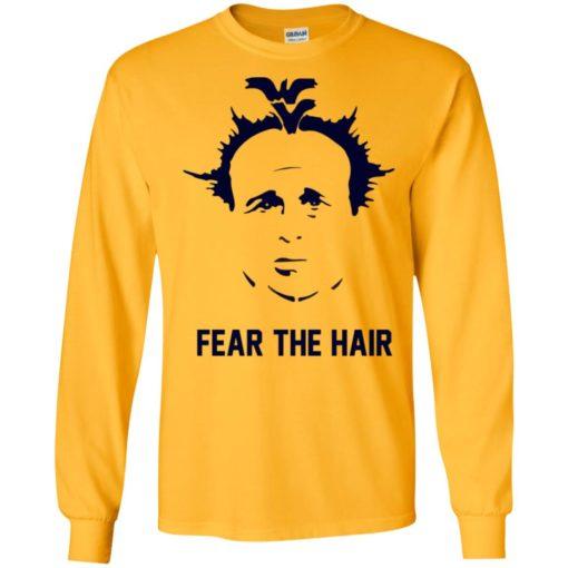 Dana Holgorsen Fear The Hair shirt - image 4149 510x510