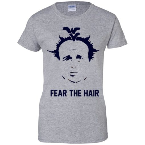 Dana Holgorsen Fear The Hair shirt - image 4153 510x510