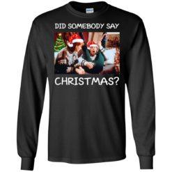 Jim Carrey Dumb Did somebody say Christmas sweatshirt shirt - image 4253 247x247
