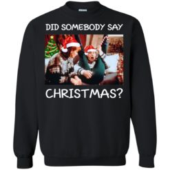 Jim Carrey Dumb Did somebody say Christmas sweatshirt shirt - image 4256 247x247