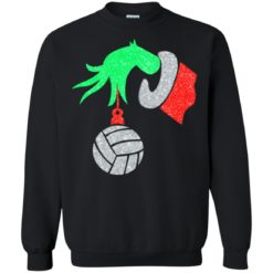 The Grinch Hand holding Volleyball shirt - image 4384 247x247