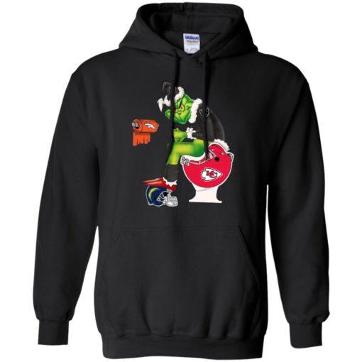 The Grinch Oakland Raiders sweatshirt shirt - image 4639 510x510