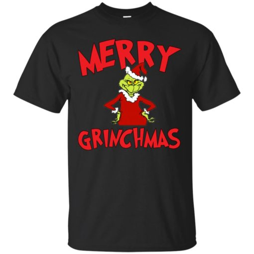 Merry Grinchmas sweater shirt - image 720 510x510
