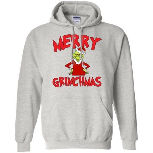 Merry Grinchmas sweater shirt - image 723 510x510