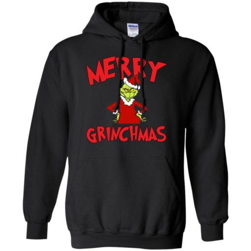 Merry Grinchmas sweater shirt - image 724 510x510