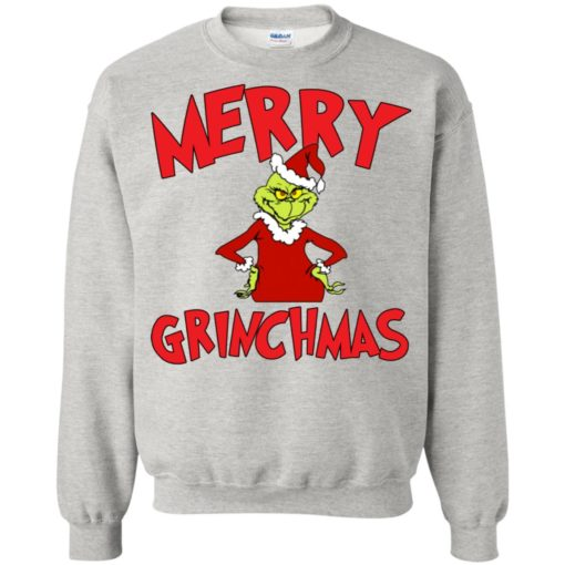 Merry Grinchmas sweater shirt - image 725 510x510