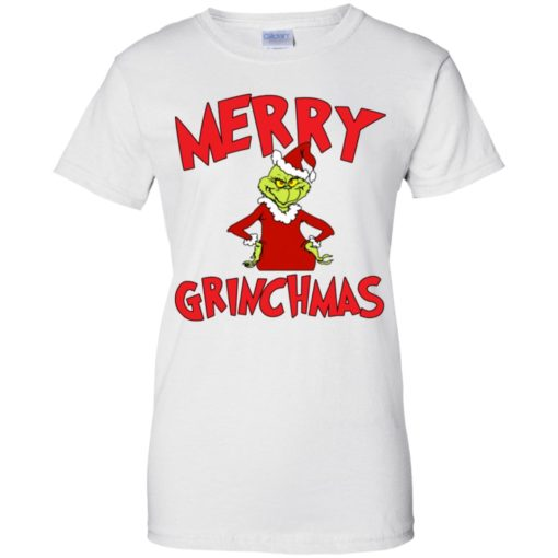 Merry Grinchmas sweater shirt - image 728 510x510