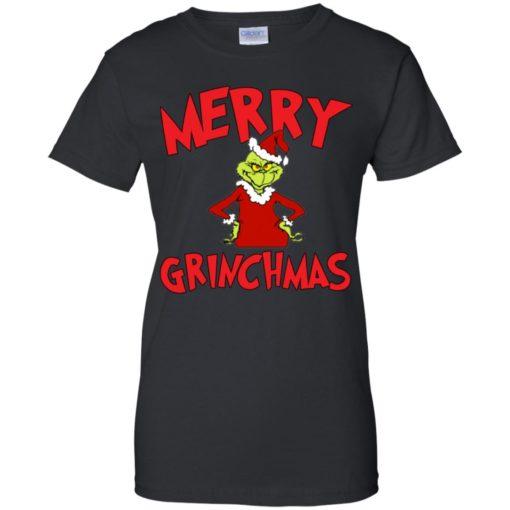 Merry Grinchmas sweater shirt - image 729 510x510