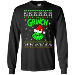 The Grinch Face Christmas sweatshirt shirt - image 967 247x247