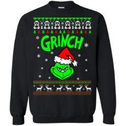 The Grinch Face Christmas sweatshirt shirt - image 970 247x247