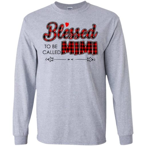Blessed to be called Mimi shirt - image 1016 510x510