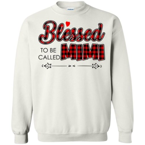 Blessed to be called Mimi shirt - image 1019 510x510