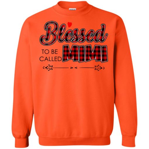 Blessed to be called Mimi shirt - image 1020 510x510