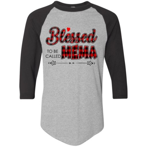 Blessed to be called Mema shirt - image 1023 510x510