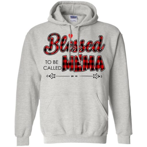 Blessed to be called Mema shirt - image 1026 510x510
