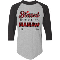 Blessed to be called Mamaw shirt - image 1032 247x247