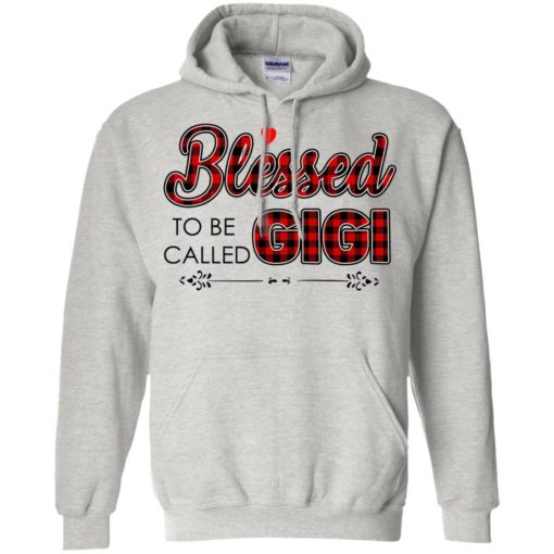 Blessed to be called Gigi shirt - image 1044 510x510