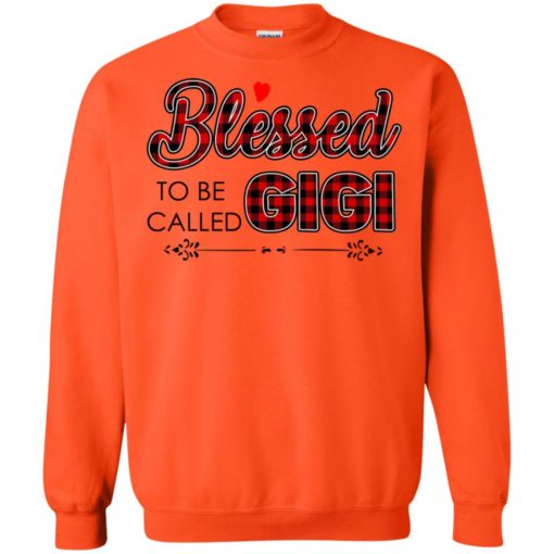 Blessed to be called Gigi shirt - image 1047 510x510