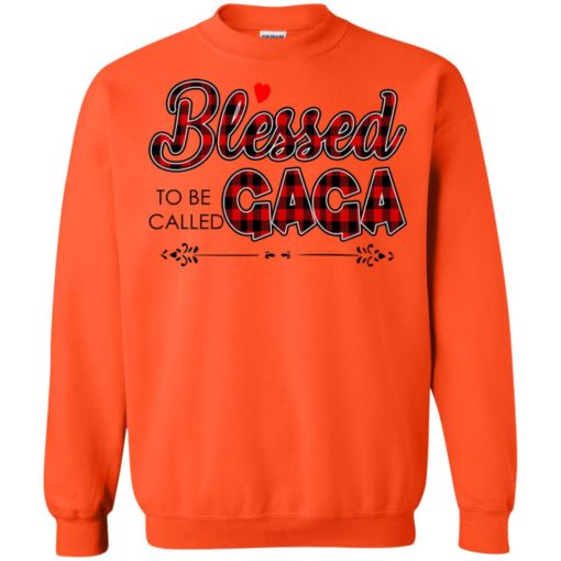Blessed to be called Gaga shirt - image 1056 510x510
