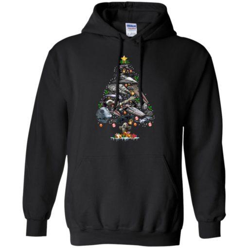 Ships Star Wars Christmas tree sweatshirt shirt - image 107 510x510