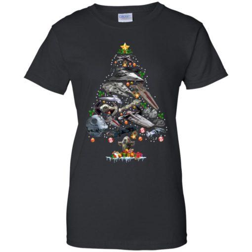 Ships Star Wars Christmas tree sweatshirt shirt - image 111 510x510