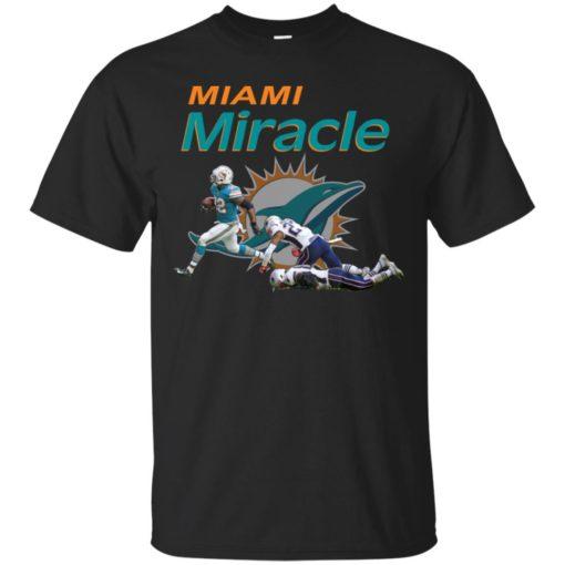 Miami Miracle t-shirt