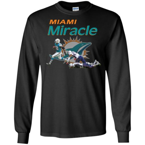 Dolphins Miami Miracle shirt - image 1163 510x510