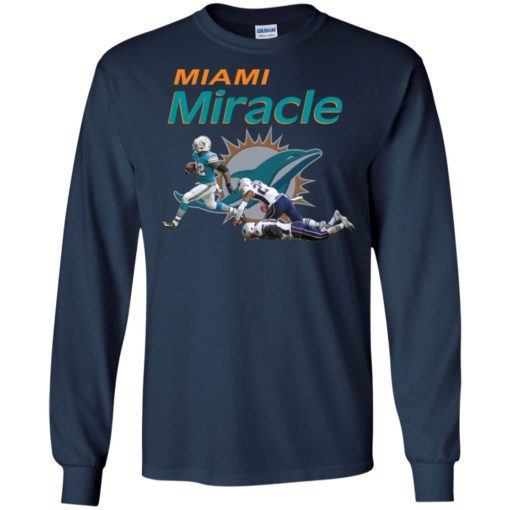 Dolphins Miami Miracle shirt - image 1164 510x510