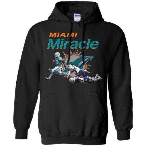 Dolphins Miami Miracle shirt - image 1165 510x510