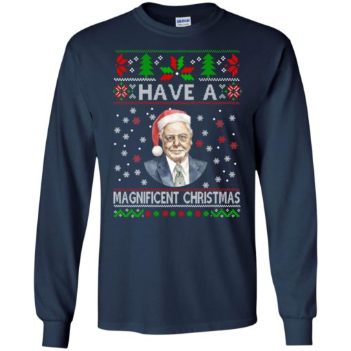 Have a Magnificent Christmas sweatshirt shirt - image 122 510x510