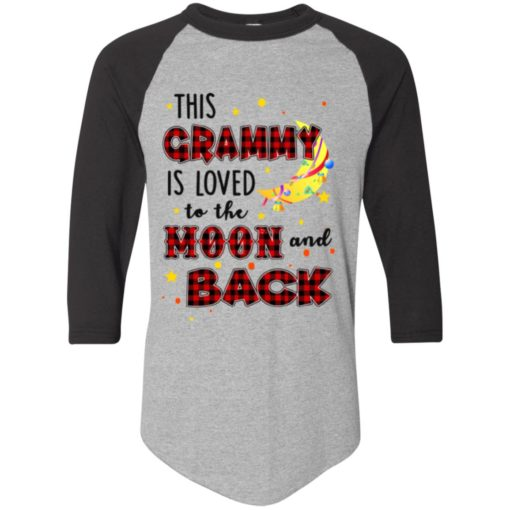 This Grammy is loved to the moon and back shirt - image 1287 510x510