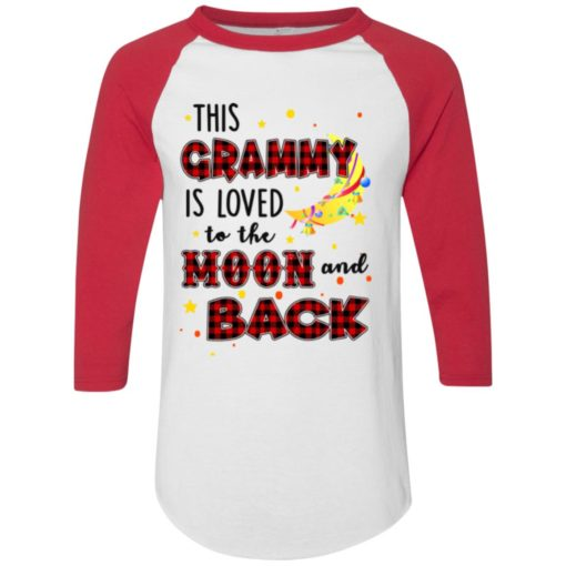 This Grammy is loved to the moon and back shirt - image 1288 510x510