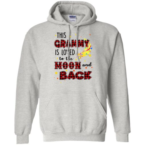 This Grammy is loved to the moon and back shirt - image 1290 510x510