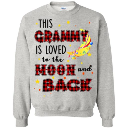 This Grammy is loved to the moon and back shirt - image 1291 510x510
