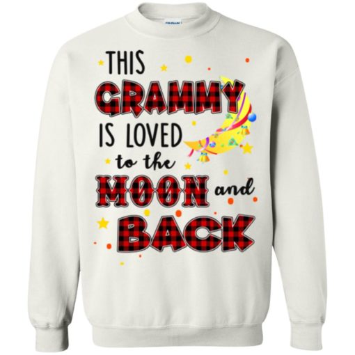 This Grammy is loved to the moon and back shirt - image 1292 510x510