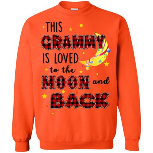 This Grammy is loved to the moon and back shirt - image 1293 510x510